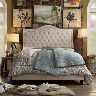 Darby Home Co Turin Upholstered Panel Bed