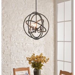 Polson 3-Light Globe Chand..