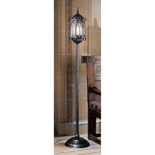 Best Reviews Aberdeen 68.5 Floor Lamp By Design Toscano