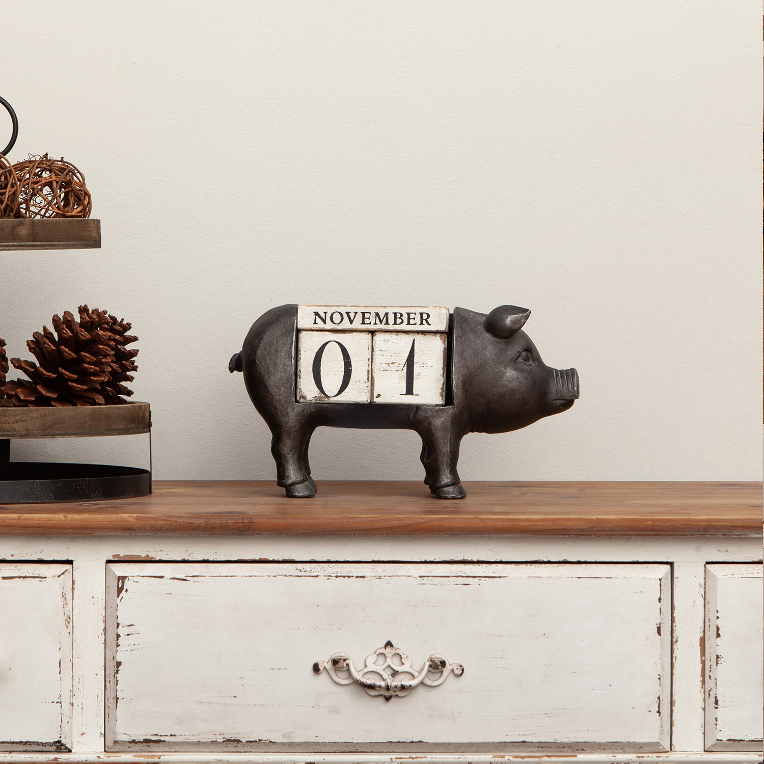 Cottage Country Pig Decorative Objects You Ll Love In 2021 Wayfair