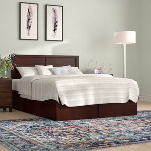 Erskine Full Storage Platform Bed