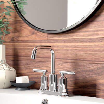 Eva Widespread Bathroom Faucet