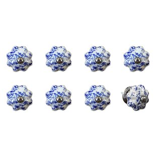 Handpainted Novelty Knob (Set of 8)