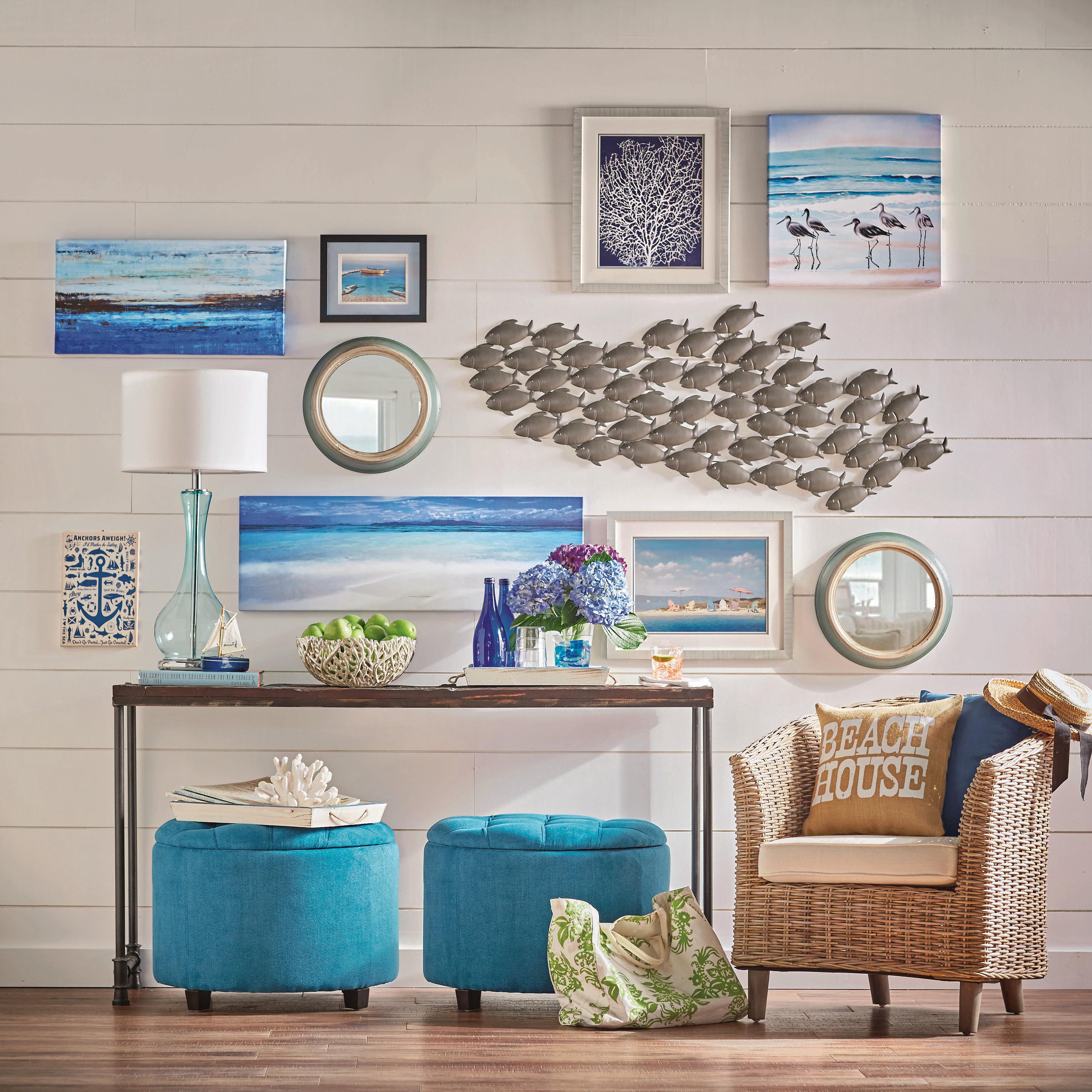 Beachcrest Home Azalea Park Fish Wall Décor U0026 Reviews | Wayfair