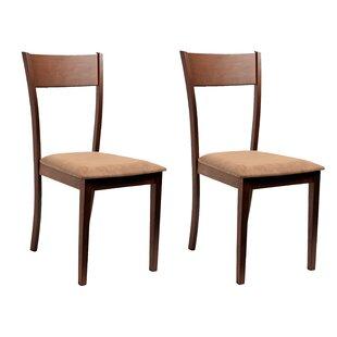 Corrigan Studio Roosevelt Upholstered Dinning Chair (Set of 2)