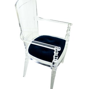 Compare & Buy Juliette Lucite Dining Chair by ModShop Reviews (2019) & Buyer's Guide