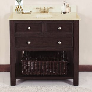 Bargain Camber 36 Single Bathroom Vanity Set By Lanza