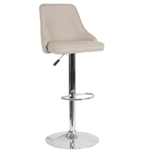 Glencoe Adjustable Height Bar Stool