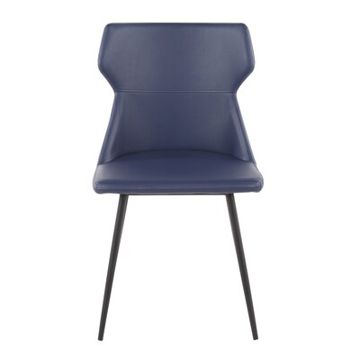 Swell George Oliver Bonin Upholstered Dining Chair Color Blue Pdpeps Interior Chair Design Pdpepsorg