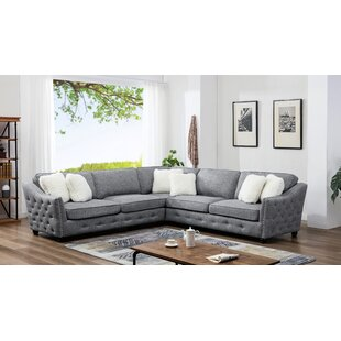 Boarstall Sectional by Canora Grey Wonderful