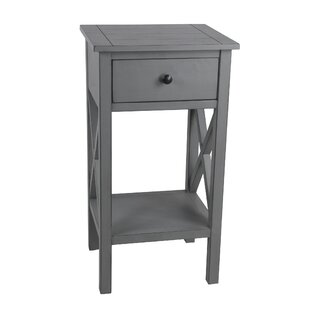 Kildollagh 1 Drawer End Table with Storage by Gracie Oaks