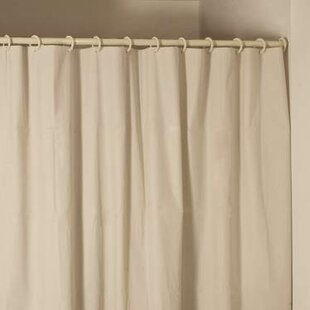 Homebasix 875 Straight Shower Curtain Rod