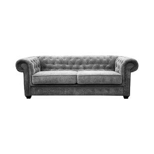 Alderwood Chesterfield Sofa By Three Posts