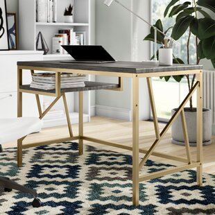 Allender Writing Desk by Ivy Bronx Great price
