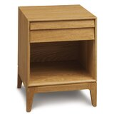 Rizma 1 Drawer Nightstand by Copeland Furniture
