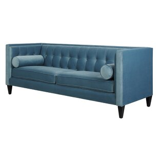 Pineview Tuxedo Chesterfield Sofa by Mistana Coupon