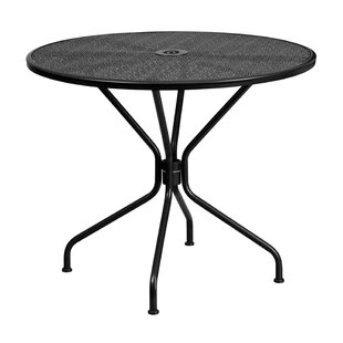 Alize Metal Dining Table