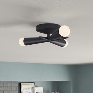 Broomfield 3-Light Semi Flush ..