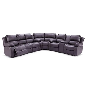 Reno Reclining Sectional by Living In Style