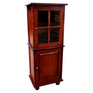 Top Bottom China Cabinet (Set of 2)