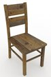 Travis Heights Solid Wood Dining Chair (S..
