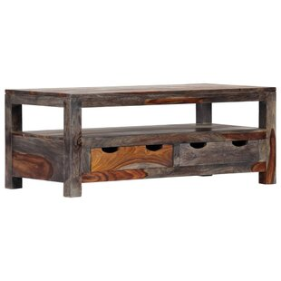 Barnabas Coffee Table With Storage By Union Rustic
