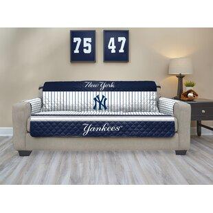Shop MLB Sofa Slipcover by Pegasus Sports