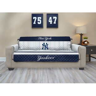 Affordable MLB Sofa Slipcover by Pegasus Sports Reviews (2019) & Buyer's Guide