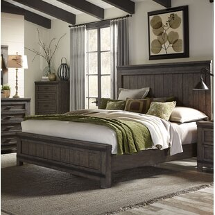 Sallie Panel Bed by Greyleigh