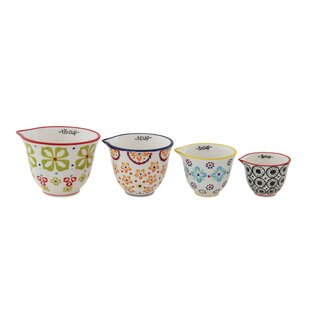 4-Piece Measuring Cup Set By Creative Co-Op