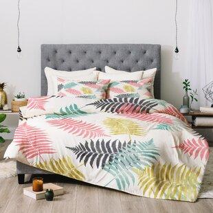 East Urban Home Emanuela Carratoni 3 Piece Comforter Set