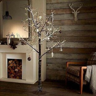 96 Cool White Dual Lighted Trees & Branches By The Seasonal Aisle