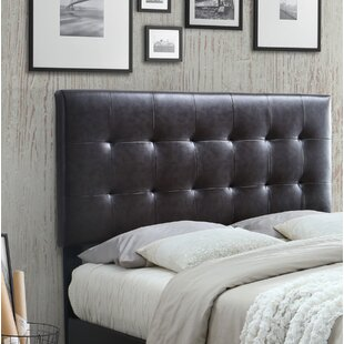 Low priced Provencher Upholstered Panel Headboard by Williston Forge