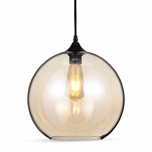 1-Light Dome Pendant by V-TAC