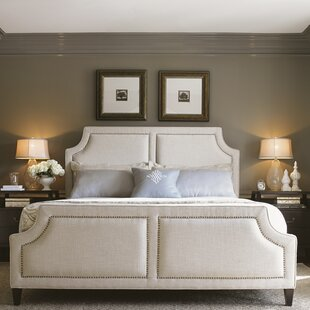 Kensington Place Upholstered Panel Bed