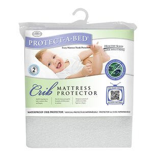 Premium Fitted Sheet Style Crib Protector