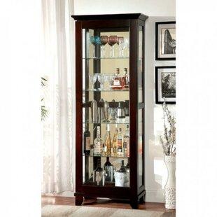 Fackler Curio Cabinet