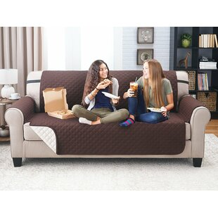 Where buy  Reversible Sofa Slipcover by Winston Porter Reviews (2019) & Buyer's Guide