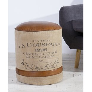 Jacquiline Pouffe By Williston Forge