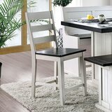 Lorenzo 24 Bar Stool (Set of 2) by Rosalind Wheeler