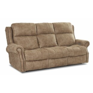 Great choice Defiance Reclining Sofa by Red Barrel Studio Reviews (2019) & Buyer's Guide