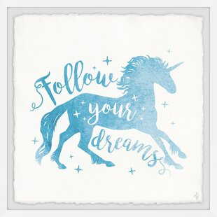 Cottle Follow Your Dreams III Framed Art by Zoomie Kids