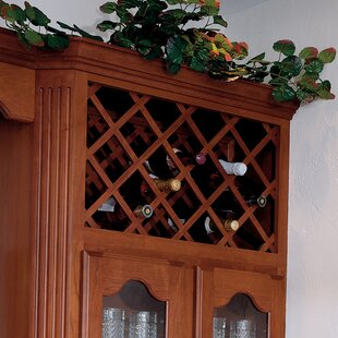 Aguila Maple 27 Bottle Floor Wine Rack by..