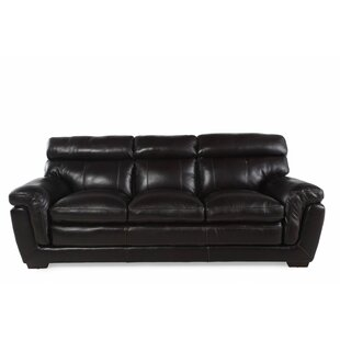 Leather Sofa by LYKE Home