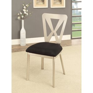 Shania Contemporary Side Chair (Set of 2) by Brayden Studio