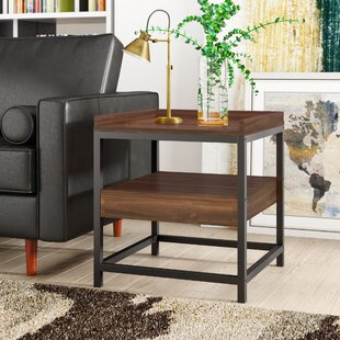 Williston Forge Meadors End Table