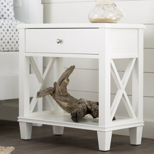 Flintridge End Table with Storage