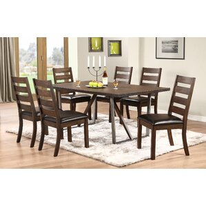 Harkness 7 Piece Dining Set by Darby Home..