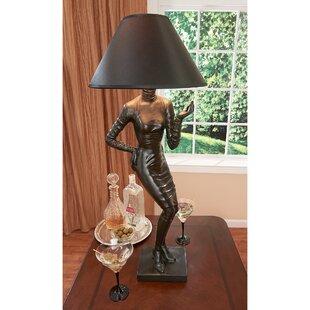 Mademoiselle Haute 33.5 Table Lamp