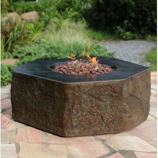 Dane Concrete Propane Fire Pit Table By Sol 72 Outdoor
